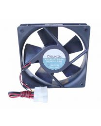Sunon KD1212PTB3-6A 120x120x25mm - 2 Wire 4 Pin Fan