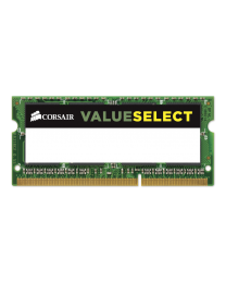 Corsair ValueSelect geheugen - 4 GB - SODIMM 204-pins - DDR3L - 1600 MHz