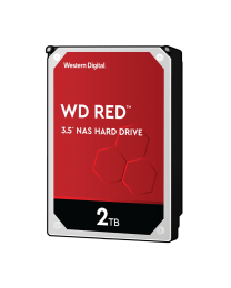 WD Red WD20EFAX - 2 TB - SATA-600