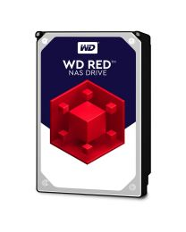WD Red NAS Hard Drive WD80EFAX  - 8 TB - 256 MB cache