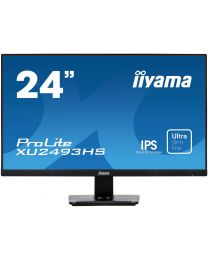 "Iiyama ProLite XU2493HS-B1 - LED-monitor - 23.8"" - 1920 x 1080 Full HD - IPS"